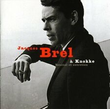 Jacques Brel Knokke (1993) [CD]