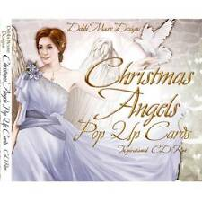 Debbi Moore Designs Christmas Angels Pop Up Cards CD Rom (297051)