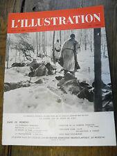 L'illustration 5167 - 21 mars 1942  -  LA GUERRE SUR LE FRONT DE L'EST LE POTEZ