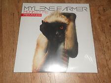mylene farmer - monkey me (maxi vinyle)