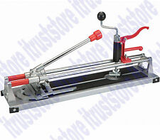 "20"" Hand Operated Tile Cutter Cutting Tool for Ceramic Tile Flooring Saw"
