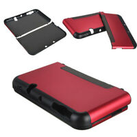 Aluminium Protection Hard Shell Case Cover Nintendo NEW 3DS XL LL Console / RD