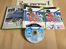 MICROSOFT XBOX ALL-STAR BASEBALL 2003 PAL ESPAÑA