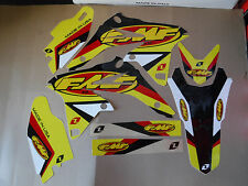 ONE INDUSTRIES FMF GRAPHICS SUZUKI  RMZ250  2010  2011  2012 2013 14 15 16 17
