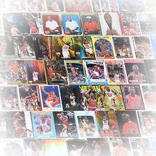 Michael Jordan - Your Choice of Insert, Oddball, Parallel, Regular Issue Cards
