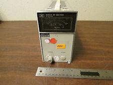 HP Agilent 86601A C02 H04 RF Section Plugin .01 - 160MHz RF Microwave