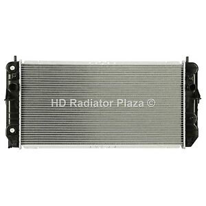 Radiator Replacement For 2000 Cadillac DeVille Base DHS DTS V8 4.6L 52486949 New