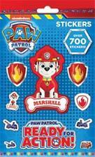 Paw Patrol 700 Stickers Book Animal Sticking Sheets Toddler Fun Art Pack Movie