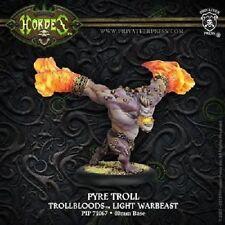 Hordes: Trollblood Pyre Troll Light Warbeast PIP 71067
