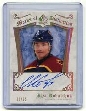 2005-06 SP Authentic Marks of Distinction #MDIK Ilya Kovalchuk 10/25