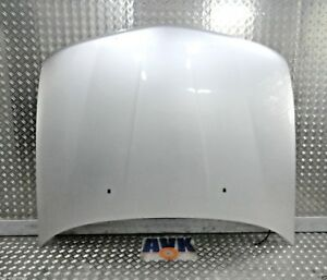 Motorhaube silber A50 Mitsubishi Carisma DA