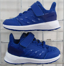 Baby's Adidas Rapida Run Lux Sneakers, New Royal B Toddler Mesh Walking Shoes 6c
