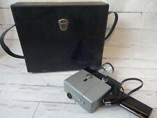 Vintage Yashica Super 8 -50 Vintage Movie Camera 8 50mm with original case Japan