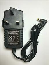 Chinese Android Tablet 9V 1.5A 1500mA Switching Adaptor : 0915 Charger UK Plug