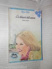 LE CHIAVI DEL CUORE Jenny Gray Eleonora Heger Vita Fabbri Rose Blu 1978 romanzo