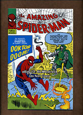 1999 Amazing Spider-Man #5 NM- Euro Variant Doctor Doom Appearance