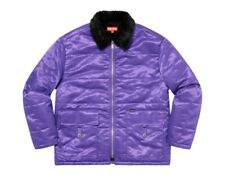 Supreme Quilted Cordura Lined Jacket Size sz Medium M Deadstock DSWT CONFIRMED