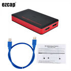 USB 3.0 HDMI Video Capture Card Record Outdoor Phone TV Box Game Live Streaming