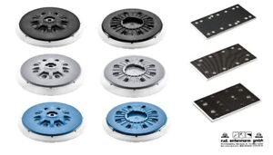 Festool Sanding Base Plate For ROTEX, Ets 150, Rs 200, 300, RTS 400 Various Duty