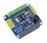 Raspberry Pi High-Precision AD/DA Expansion Board by SB Components