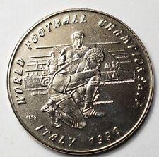 LAOS : 10 KIP 1989 MONDIAL DE FOOTBALL