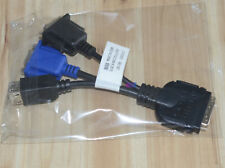 Cisco UCS VGA DB9 RS232 USB Dongle Cable Adapter 37-1016-01 45437 Rev A0