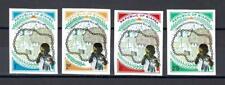 Biafra 1969 Sc# 22-25 set imperf Nigeria Mnh