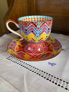 Brand New T2 Teacup and Saucer Set. S2