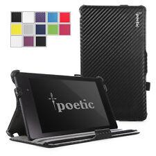 "Poetic ASUS Google Nexus 7"" - 2nd Gen 2013- Cover Case - StrapBack Carbon Black"
