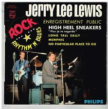 Jerry Lee LEWIS     High heel sneakers    7'  EP 45 tours