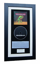 GRINDERMAN+NICK CAVE+CLASSIC CD TOP QUALITY FRAMED+FAST GLOBAL SHIP+HONEY BEE