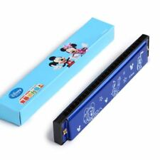 DIsney Mickey Mouse Blue Harmonica Musical Toy