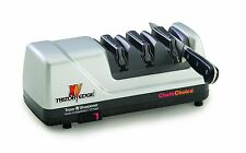 NEW Chef's Choice 15 Trizor XV Edgeselect Electric Knife Sharpener Brushed Metal
