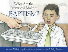 What Are the Promises I Make at Baptism?
