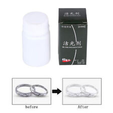 40ml Cleaning Paste Maintenance Cream Cleaning Agent For Silver Jewelry Cleaner