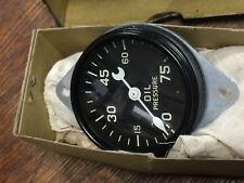 Flathead Ford Stewart Warner Oil Gauge NOS 1932 Ford Scta Model A  1934 Hot Rod