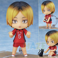 "Anime Haikyuu!! Kozume Kenma 4"" PVC Action Figure Figurine Toy Model Collection"