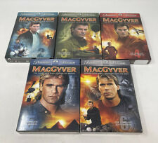 MacGyver Complete Seasons 2 3 4 5 6 Two Three Four Five Six - New