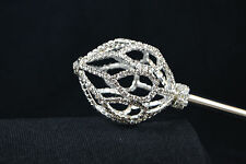Scepter Wand Quince15 Años Sweet Sixteen Wedding Bridal Rhinestone Crystal Cetro