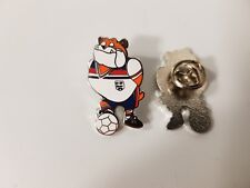 England World Cup Bulldog Bobby Lapel Pin Badge