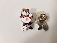 England World Cup Bulldog Bobby Lapel Pin Badge