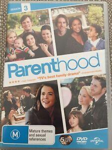 PARENTHOOD SEASON 3 - DVD R 2,4