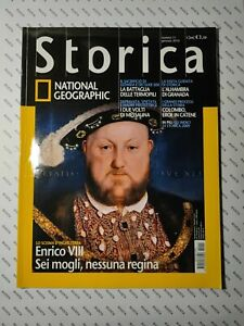 Storica National Geographic n. 11