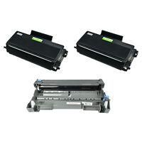 3PK TN650 Toner DR620 Drum For Brother TN-650 DR-620 HL-5340D HL-5350DN Printer
