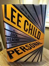 Personal (Jack Reacher #19) by Lee Child 2014 1st Edition 1st Print HB DJ VGC!!