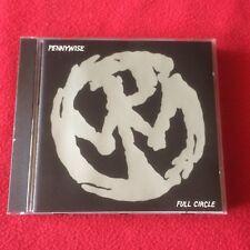 PENNYWISE Epitaph cd FULL CIRCLE Punk Rancid Nofx Ramones