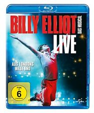 BILLY ELLIOT-DAS MUSICAL  BLU-RAY NEU