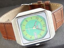 OLD VINTAGE SEIKO 5 AUTOMATIC JAPAN MEN'S DAY/DATE WATCH 435a-a217341-4