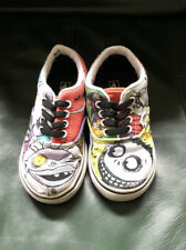 Vans X The Nightmare Before Christmas Halloween Town Era 7.0 Toddler