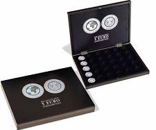 Münzkassette für 30 Deutsche 5 Euro Münzen in Kapseln Leuchtturm Nr 355931